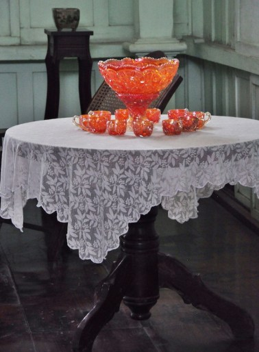 Antique Glassware from Europe