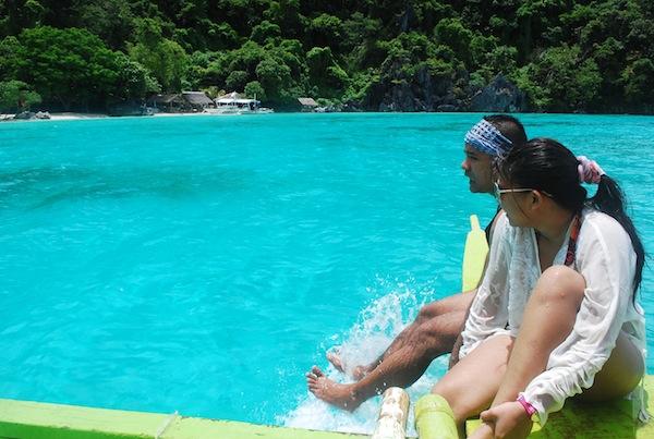 Clear Waters of Coron Palawan