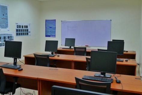 Inside PAAT Training Room