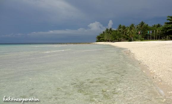 Malamawi Island in Basilan