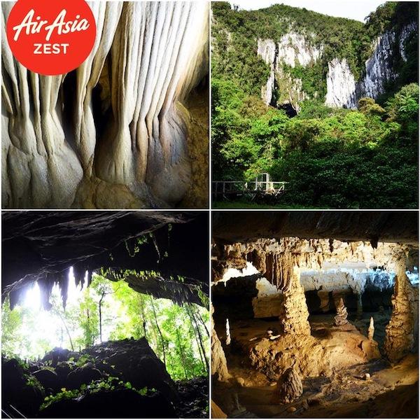 Miri National Parks