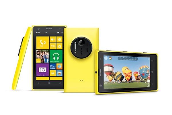 Nokia Lumia 1020 Wide Screen