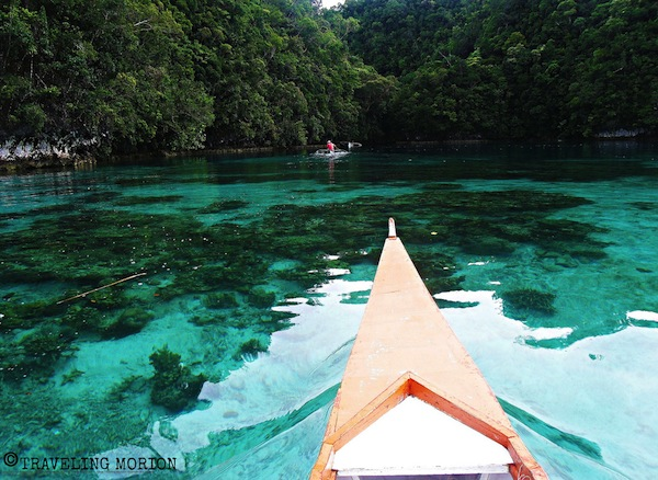Sohoton National Park in Siargao