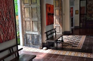The Museum's Interior