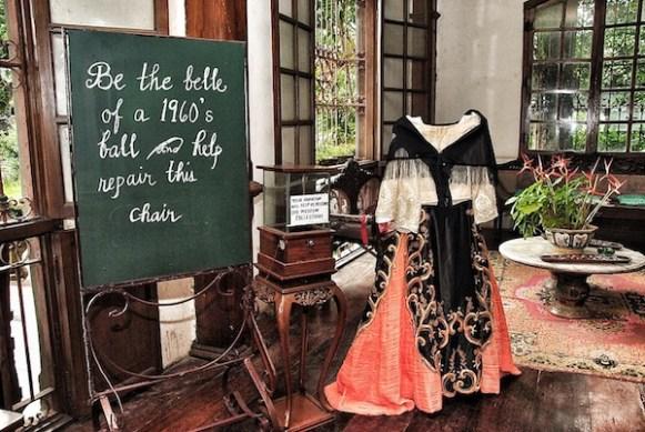 Filipiniana Dress