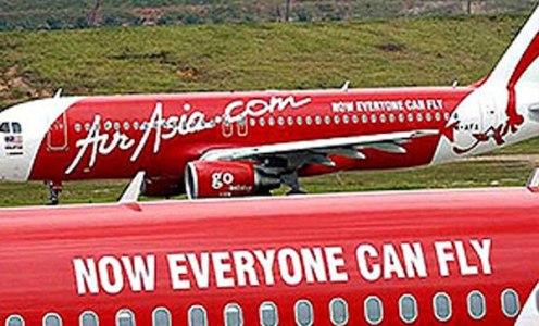 Roundtrip Ticket AirAsia