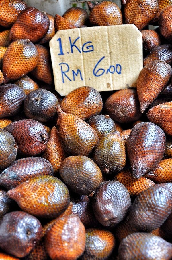 Fruits Sold at Tamu Khas