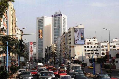 The Casablanca Twin Center