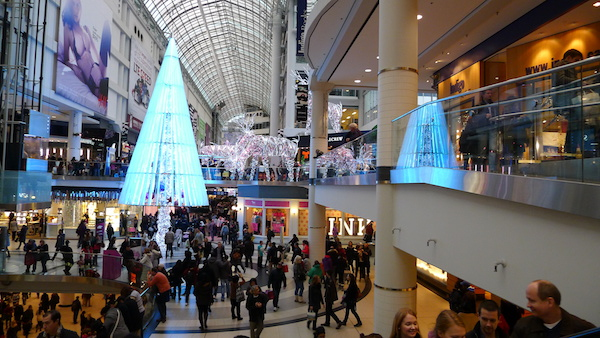 Toronto Shopping Mall