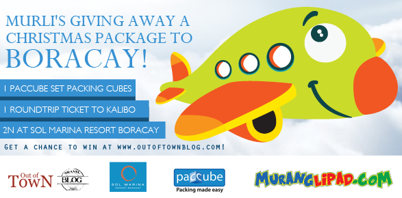 Win Boracay 3days 2 Nights Accommodation plus Airfare from MurangLipad.com