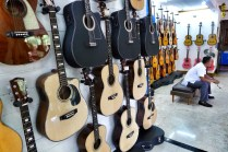 Alegre Guitars Showroom