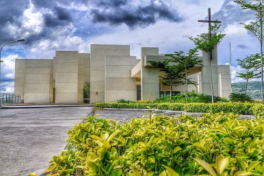 Beautiful Landscape surrounding the Chapel