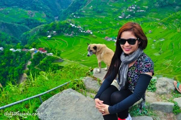 Elal Lasola in Batad Rice Terraces Ifugao