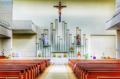 San Pedro Calungsod Chapel Altar