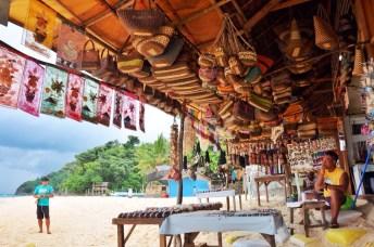 Souvernir Shops in Puka Beach