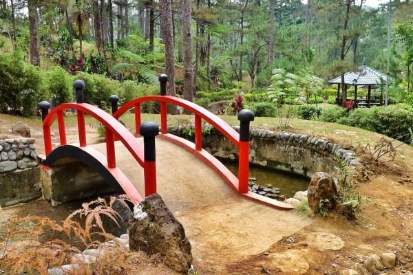 Japanese Inspired Park