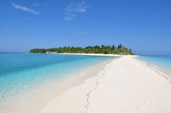 Kalanggaman Islet in Leyte (photos courtesy of palompon-leyte.gov.ph)