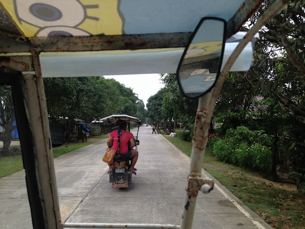 Motorbike Habal-Habal ride in Siargao