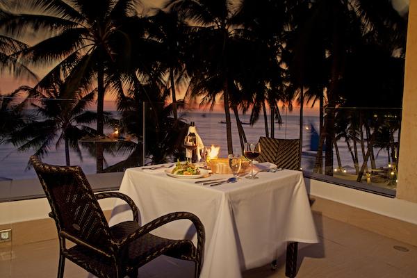 Romantic Dinner at Star Lounge