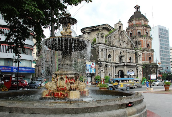 Binondo Church - Minor Basilica of St. Lorenzo Ruiz