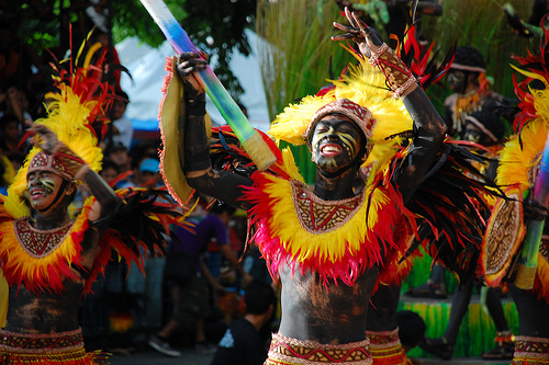 Dinagyang Festival of Iloilo City