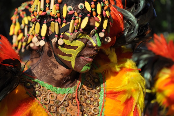 Dinagyang Festival of Iloilo - Most Popular Festivals in the Philippines