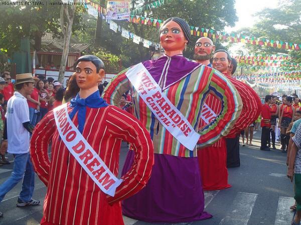 Higantes Festival (by IvanLakwatsero.com)