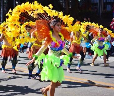 Panagbenga Street Dancing Contingents