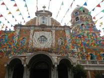 Sta. Cruz Parish Church in Manila