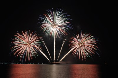 Winning Pyromusical Performance from Canada