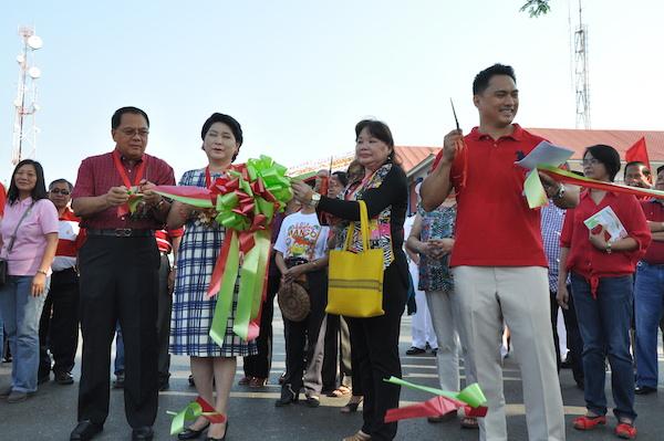 Zambales Mango Festival Opening Ceremony