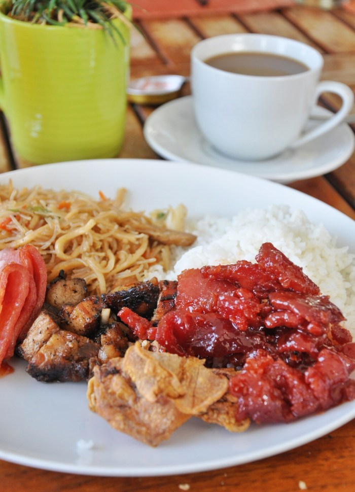 Thunderbird Resorts Poro Point Buffet Breakfast