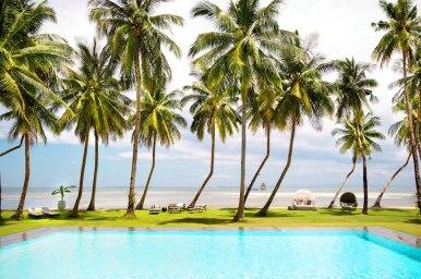 Dedon Island Resort Infinity Pool