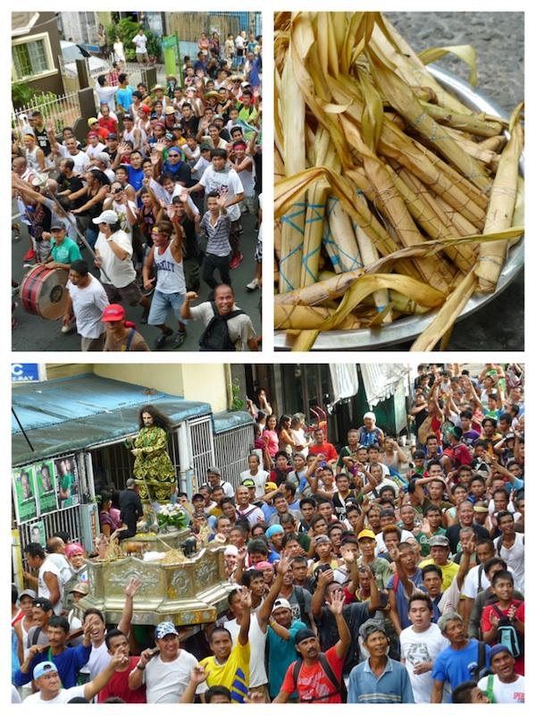 Hagisan ng Suman sa Tayabas Mayohan Festival 2014