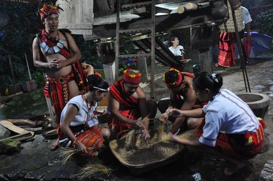 Ifugao Cultural Dancers