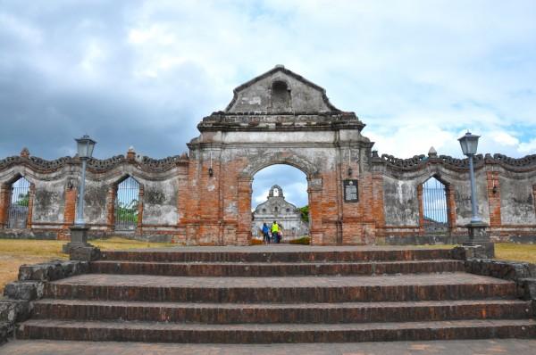 Philippine Travel Mart 2014 Nagcarlan Underground Cemetery