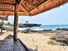 Patar Rock Beach in Bolinao