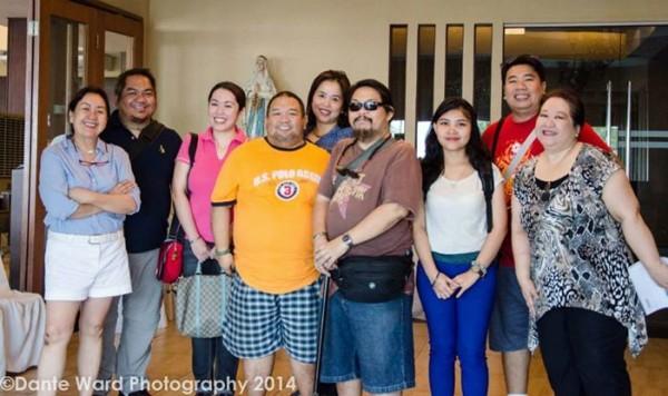 Pinoy Foodies at Aristocrat Manila