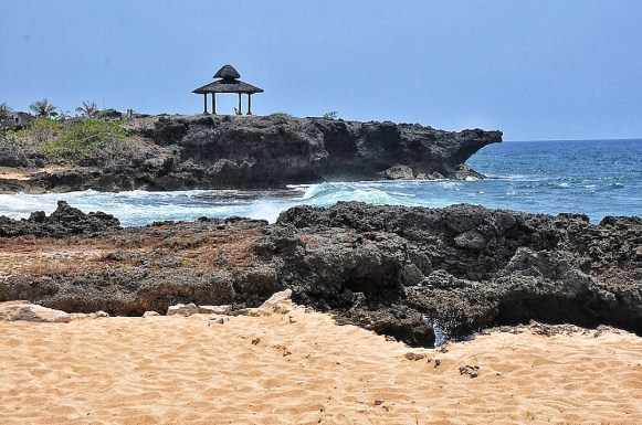Rock Formations in Patar Beach
