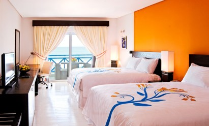 Spacious Room at Thunderbird Resorts in La Union