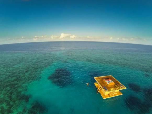 The Manta Resort in Tanzania