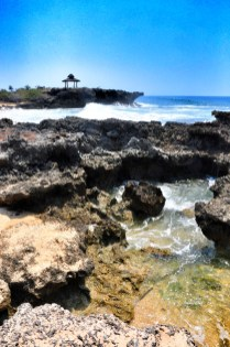 Uncrowded Beach in Bolinao Pangasinan