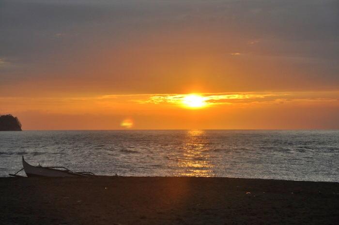 10 Sunset in Odiongan Bay Walk