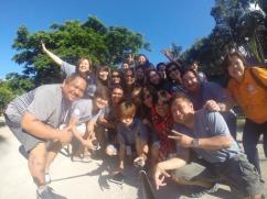 PHILTOA Group Photo before leaving the resort