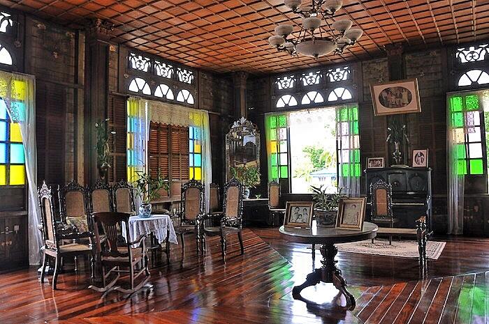 Grand Sala at Villa Sariaya