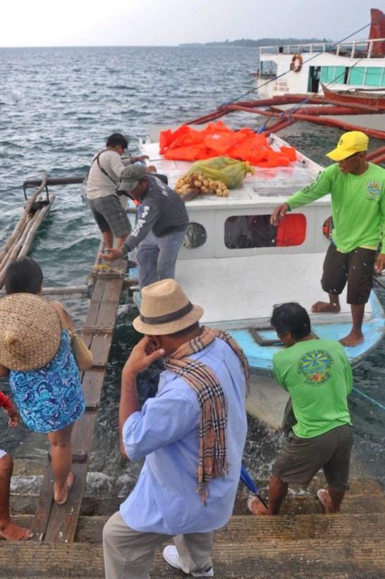 4 Boat Ride to Looc Bay Marine Refuge and Sanctuary