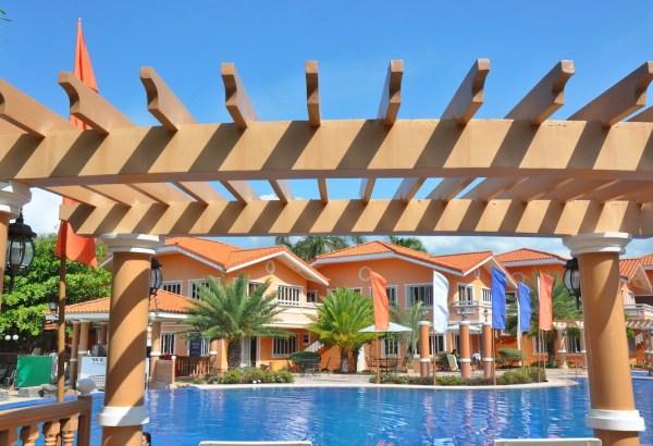 Poolside at Estrellas de Mendoza Resort