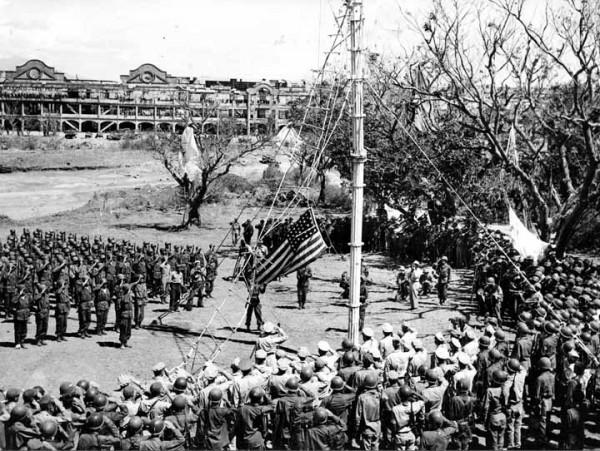 Allies recaptured Corregidor in February 1945