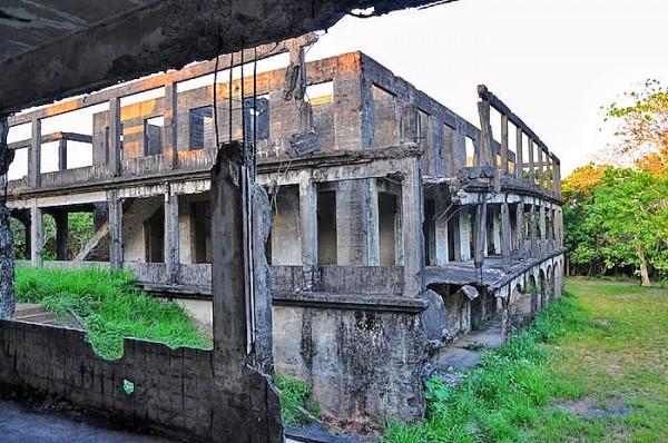 Corregidor Hospital Ruins