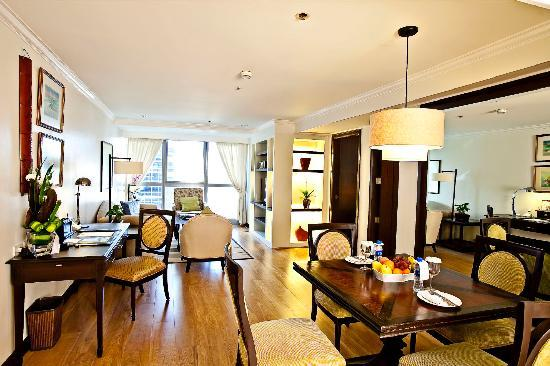 Discovery Suites in Ortigas